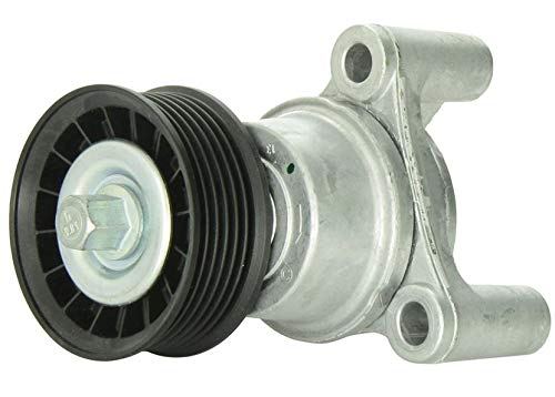 OE Automatic Drive Belt Tensioner and Pulley Assembly GM 12609719 Replacement For Various Models Chevy, GM, Saab, Isuzu, Buick, Cadillac, GMC, and Hummer