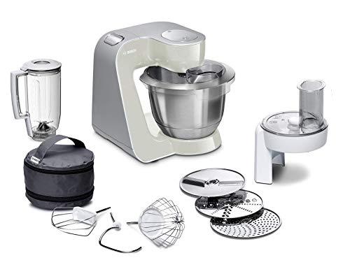 Bosch MUM58L20 CreationLine Robot de cocina con accesorios,