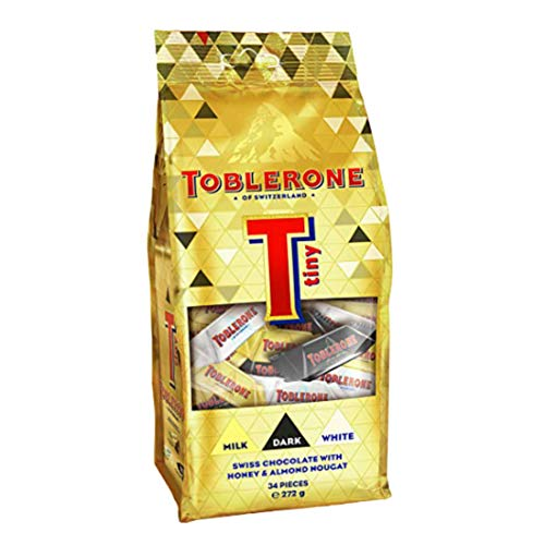 Tobelrone Swiss Dark Tiny Chocolate, 272 g
