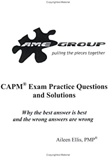 CAPM Exam Practice Questions and Solutions, Release 1.3