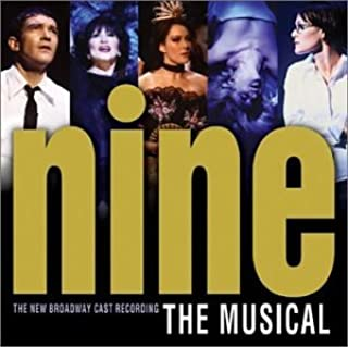 Nine - The Musical 2003 Broadway Revival Cast