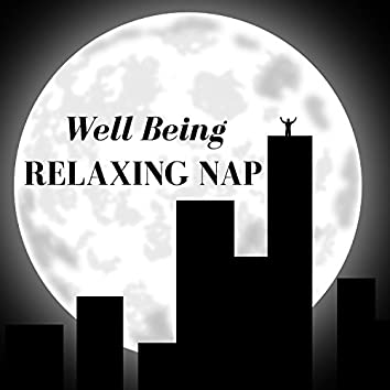 Relaxing Nap: Total Relax and Well Being for Spa Dreams