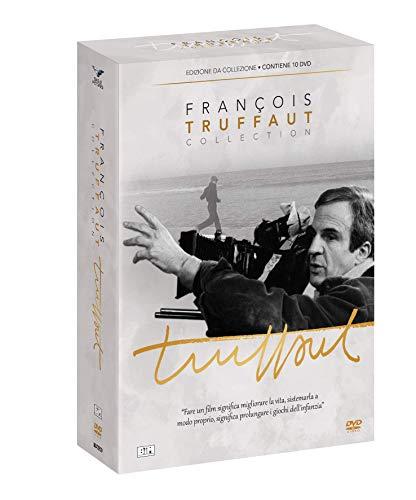 Truffaut (Box 10 Dv) (I 400 Colpi,Tirate Sul Pianista,Jules & Jim