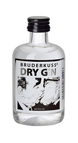 Bruderkuss Dry Gin 46% Vol. I 3x Miniatur 0,04 I Sparpack