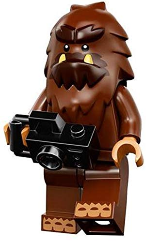 Lego Series 14 Minifigures 71010 Square Foot Big Foot Figur 15