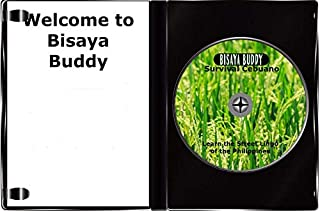 Bisaya Buddy Survival Cebuano Street Language DVD | Watch on Your TV or Computer with DVD Speak Bisaya on Your Next Visit to The Philippines!