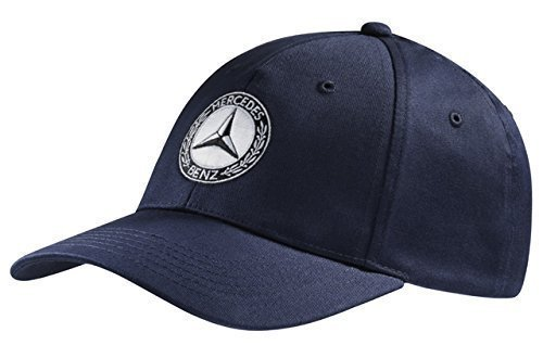 Mercedes-Bez, Cap, Unisex, blau, classic 66041540