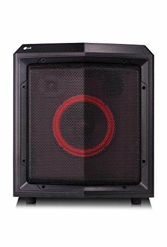 LG FH2 Portable Party Lautsprecher schwarz