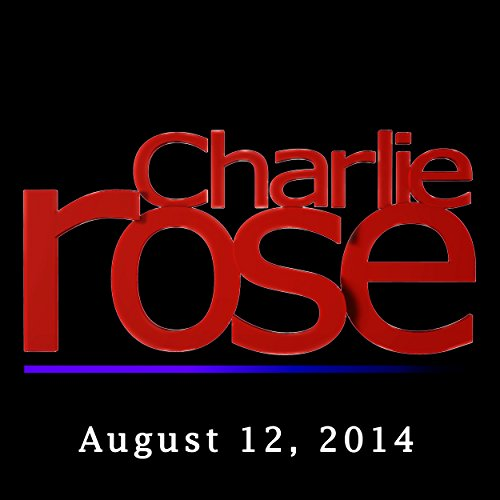 Charlie Rose: Robin Williams, August 12, 2014 audiobook cover art