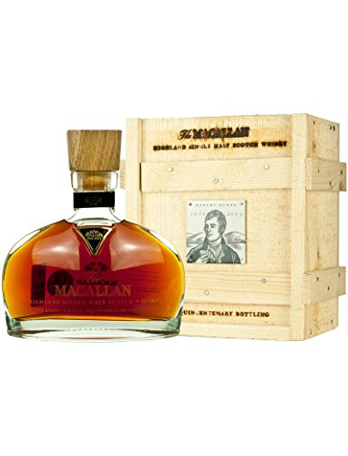 Macallan - Robert Burns Semiquincentenary - 1998 12 year old Whisky