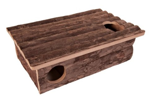 Trixie 6201 Natural Living Labyrinthhaus Leif, 35 × 11 × 25 cm