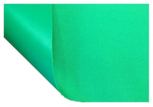 Heavy Duty Tough 100% Waterproof AQUATUF SD 600D Outdoor Canvas Fabric Material Cover SEAT (Emerald Green)