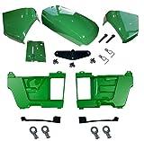 Hood/Fuel Door Kit/PanelsLH&RH/Catch/Cowl &...