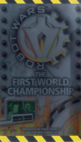 Robot Wars: The First World Championships [VHS]