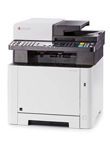 Kyocera Klimaschutz-System Ecosys M5521cdn/KL3 Farblaser 3-in-1 Multifunktionsdrucker. 3 Jahre Kyocera Life vor Ort Service. Inkl. Mobile-Print-Funktion. Amazon Dash Replenishment-Kompatibel