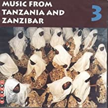 Music from Tanzania and Zanzibar Vol. 3 [swedish Import]
