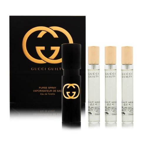 Gucci Guilty 4 Piece Gift Set for Women