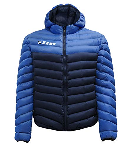 Zeus GIUBBOTTO mod. PAESTUM Tempo Libero Jacket (Royal/Blu, XL)