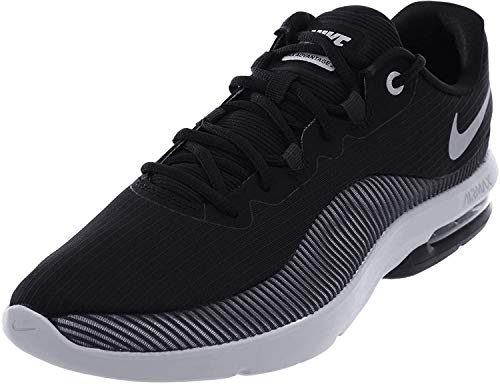 Nike Herren Air Max Advantage 2 Laufschuhe, Schwarz (Black/White/Anthracite 001), 46 EU