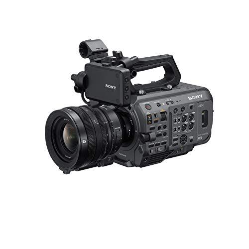 Sony PXW-FX9 XDCAM Full-Frame Camera System with SELP28135G, PXWFX9VK