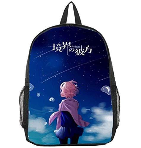 Anime Schulranzen EW95478 Kyoukai no Kanata Anime Cosplay Bookbag Rucksack Racksack Schulranzen