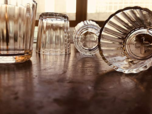 Mezcal & Tequila Cross Glasses - Vasos Cruz