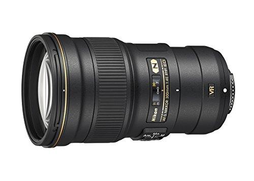 Nikon AF-S 300mm F/4.0 e PF ED VR SLR Tele - Objetivo (SLR, 16/10, Teleobjetivo, 1,4 M, 30 cm, Nikon, Negro)