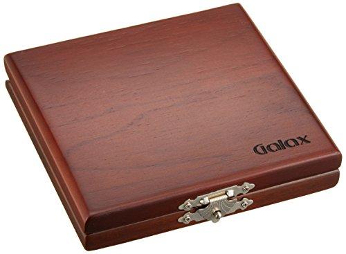 GALAX ギャラックス リードケース オリジナル・シリーズ 木製 B♭クラリネット/アルトサクソフォン兼用 ローズウッド GC-R 【国内正規品】