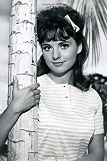 Dawn Wells Journal: Famous People Notebook With 120 Lined Pages, Legendary Celebrities, Actors, Actress, Singers, Writers,...
