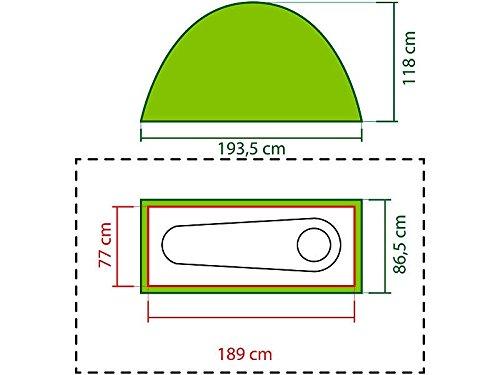 Semptec Urban Survival Technology Feldbett 4in1 - 9