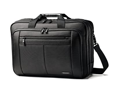 Samsonite Classic Three Gusset Lg Toploader Briefcase