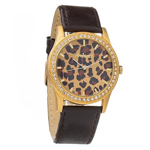 Reloj ARABIANS DBA2086ML Marron Unisex
