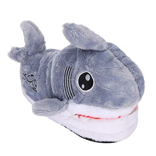 FAMKIT Nid en coton pour petits animaux de compagnie en forme de requin Garde au chaud Automne Hiver pour lapin Cochon d