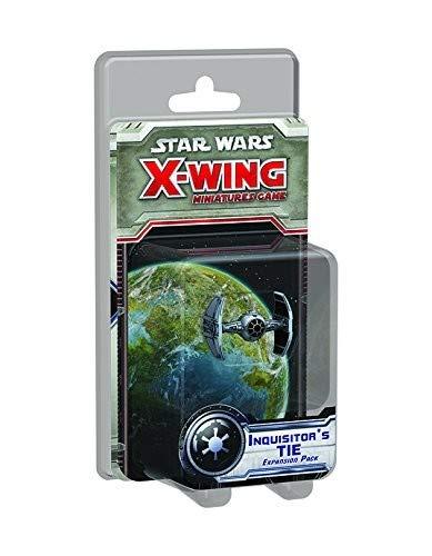 Fantasy Flight Games Star Wars: X-Wing Inquisitor's Tie Miniature Expansion Pack (Primera edición)