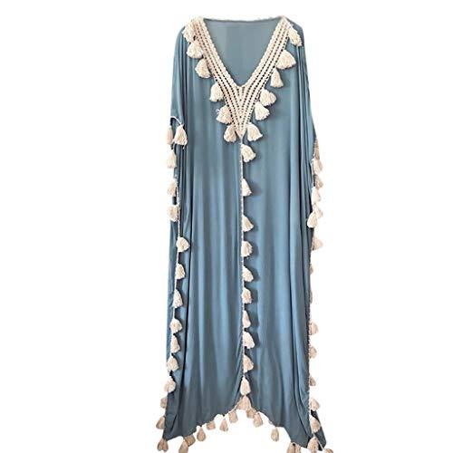 Bandeau Mini-Robe Fantasy Print Volant-Rock Casual robe d/'été