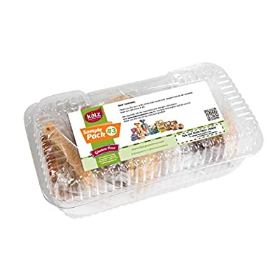 Katz Gluten Free Sample Packs