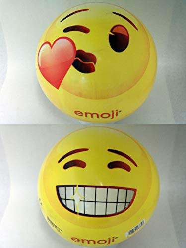 Emoji 16734 – Happy People Balle en Plastique, 23 cm