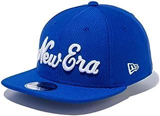 NEW ERA(ニューエラ) ニューエラ ゴルフキャップ 9FIFTY Original Fit Hex Tech NEオールドロゴ カーミングBL× スノーWH 12108662 NEWERA 帽子 日本正規品【C1】
