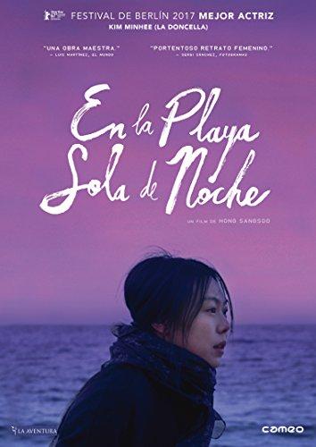 En la playa sola de noche [DVD]