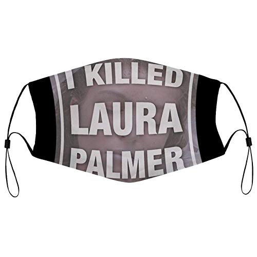 Schal Gesicht Twin Peaks I Killed Laura Palmer Photo Dead Fashion Bandana Sturmhaube Schal