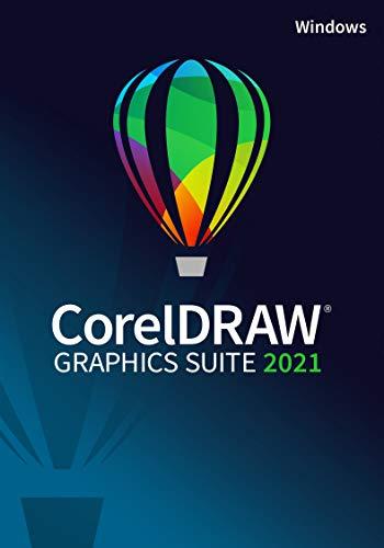 CorelDRAW Graphics Suite 2021 |Vektorillustration, Layout und Bildbearbeitung | Full | 1 Gerät | 1 Benutzer | PC | PC Aktivierungscode per Email