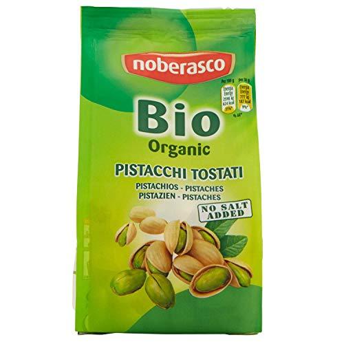 Bio Pistacchi Tostati Noberasco 150 g - Pistacchi in guscio Tostati non Salati