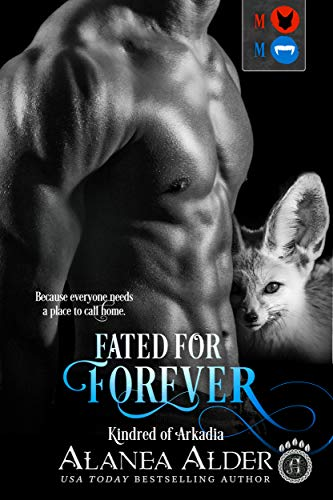 Fated For Forever (Kindred of Arkadia Book 3) (English Edition)