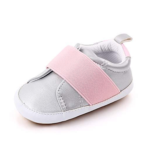 MK MATT KEELY Anti-Rutsch Prewalkers Schuhe Baby Mädchen Baby Junge Krabbelschuhe Mädchen Baby Sneaker 3-6 Monate