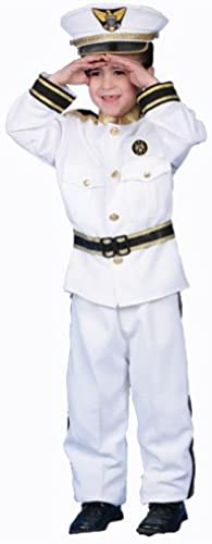 Deluxe Navy Admiral Costume Set - X-Large 16-18 by Dress Up America