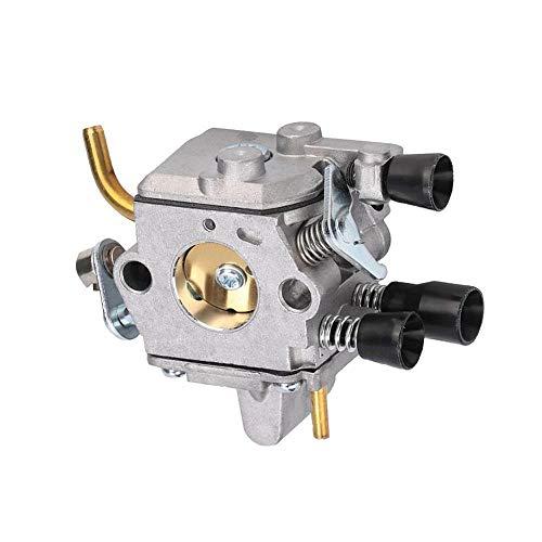DENGZH Fácil de Instalar Accesorios de Herramientas de ja Kit de carburador de carburador de Calibre de la Escuela Secundaria Compatible con STIHL FS120 FS200 FS250 Trimmer WeeDeater Cepilly Cortador
