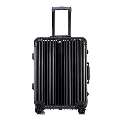 Rolling Laptop Case, Lichtgewicht Draagbagage | Zachte kleine koffer, 4 wielen, Polycarbonaat Harde Shell Reistas, met TSA Lock (20 inch, 50cm,5 Kleur)