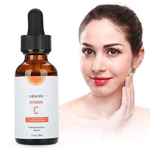 30ml/bottle Vitamin C Serum Hyaluronic Acid Anti-aging Moisurizing Anti-wrinkle Face Care Essence
