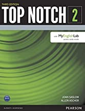 Top Notch 2 Student Book with MyEnglishLab (3rd Edition)