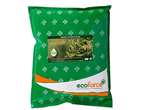 CULTIVERS Abono - Fertilizante Ecológico de 5 Kg Especial Olivo y Plantas...